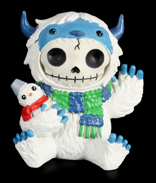 Yeti - Large Furry Bones Figurine