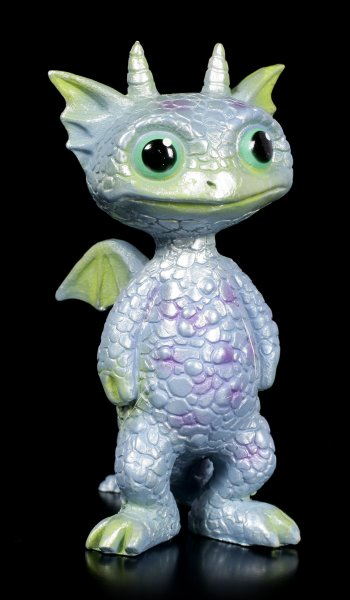 Cute Dragon Figurine - Speechless Wilbur