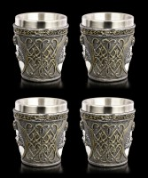Knight Shot Cups - Set of 4
