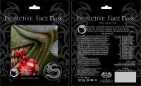 Gesichtsmaske - Grouch
