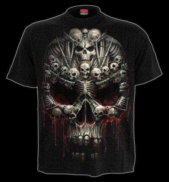 T-Shirt Totenkopf - Death Bones