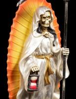 Reaper Figur - Santa Muerte - weiß