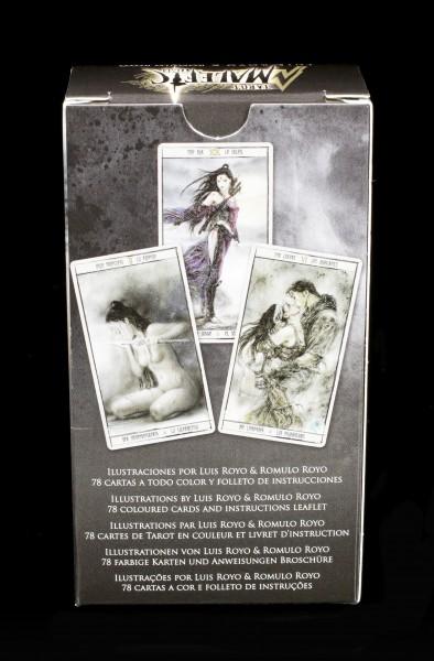 Tarot Cards - Malefic Time