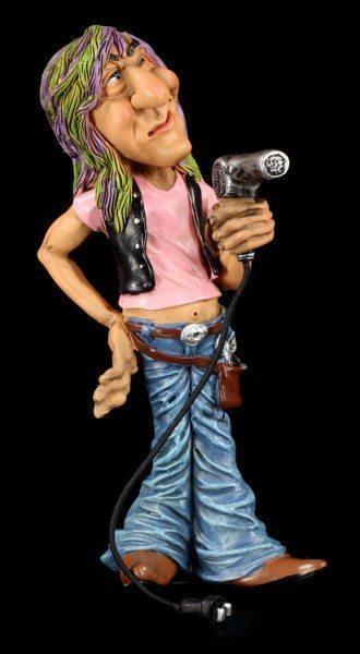 Friseur - Funny Job Figur