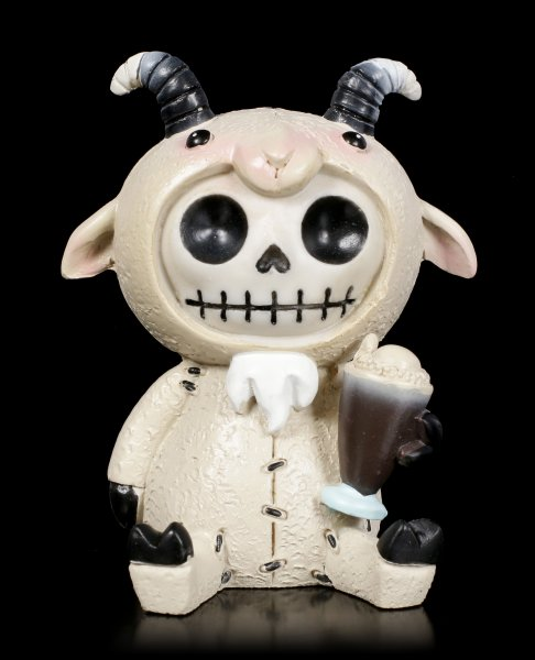 Furry Bones Figurine - Billy