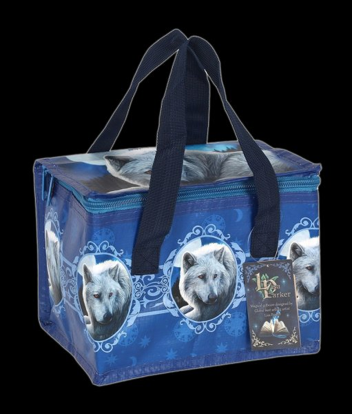Cooler Bag with Wolf - Guardian of the North
