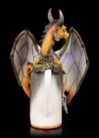 Drachen Figur - Met