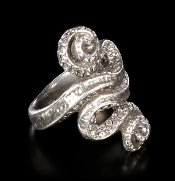 Alchemy Gothic Ring - Kraken