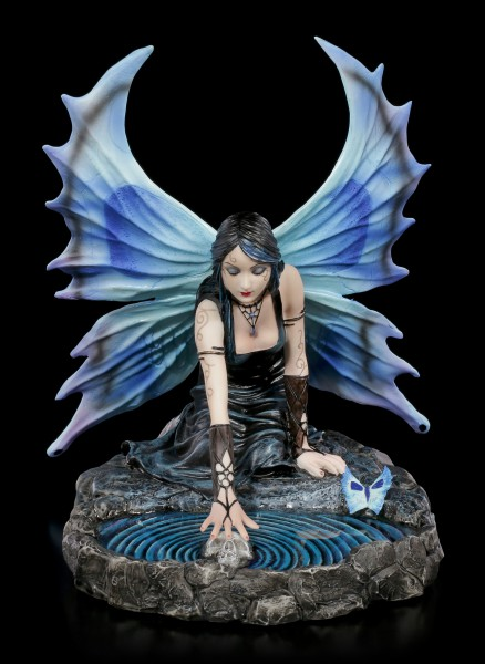 Immortal Flight - Anne Stokes Figurine