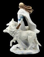 Figurine Wolf - Winter Guardians by Anne Stokes