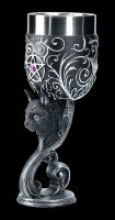 Goblet Set with Cats - Familiars Love