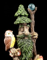 Forest Spirit Figurines - Thirst for Knowledge - Set of 2