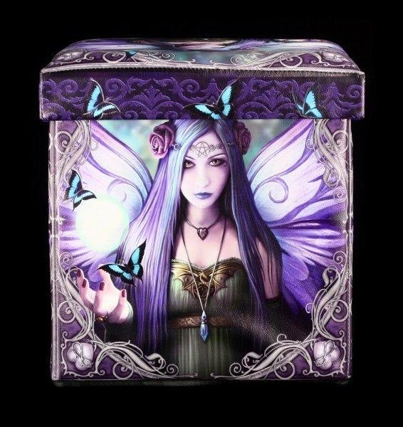 Aufbewahrungsbox mit Sitzmöglichkeit - Mystic Aura