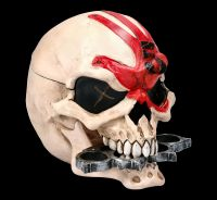 Five Finger Death Punch - Totenkopf Schatulle