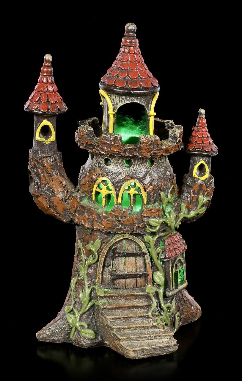 Fairy House with LED - Magic Castle