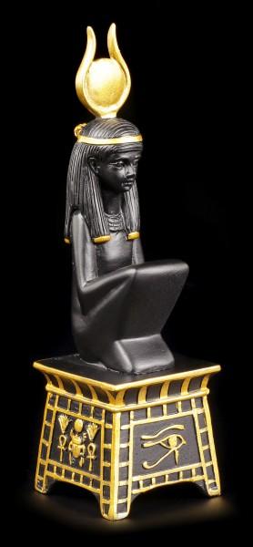 Isis Figur sitzend