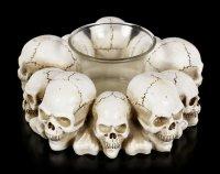 Skull Tealight Holder
