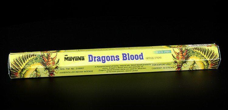 Incense Sticks - Dragons Blood