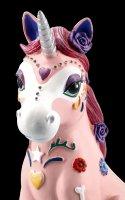 Unicorn Figurine - DOD Candycorn
