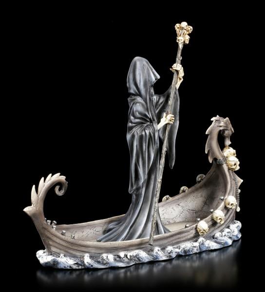 Reaper Figurine - Ferryman Mortuus Est