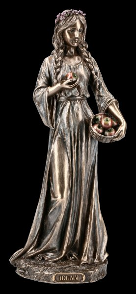 Idunn Figurine - Nordic Goddess