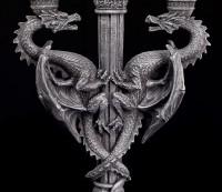Candle Holder - Dragon's Altar