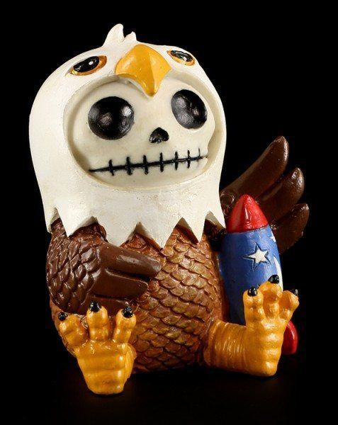 Bald Eagle - Furry Bones Figure