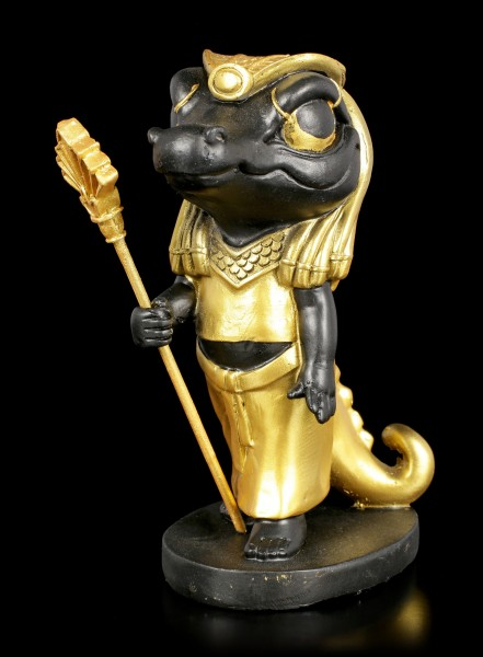 Cute Sobek Figurine