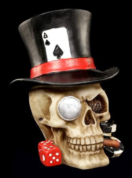 Preview: Skull - Poker Face