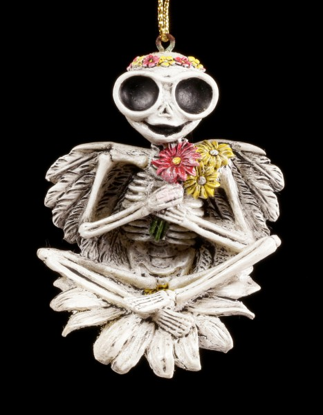 Skelett Figur - Spring Time Skelly