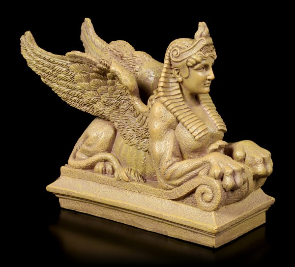 Winged Sphinx Figurine - Ptolemaic Era