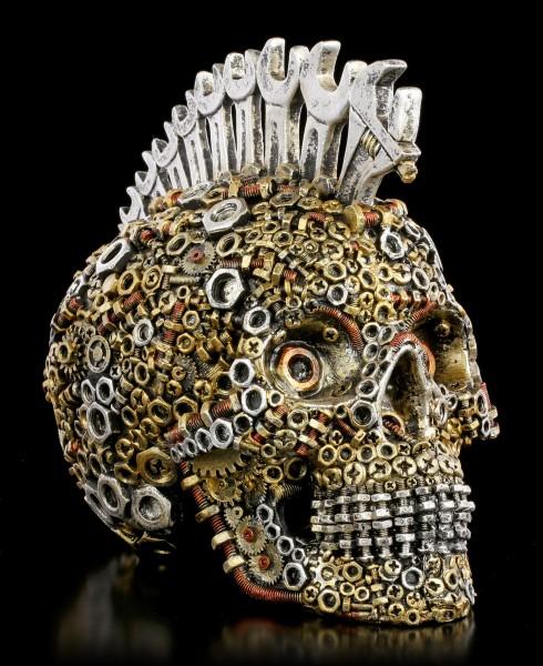 Skull - Mechanically Minded - large