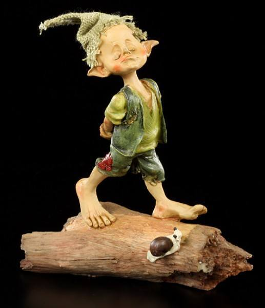 Pixie Goblin Figurine - I'm the Boss