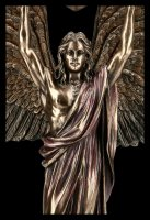 Metatron Figur - Herr der Engel mit Würfel