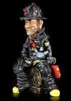 Feuerwehrmann - Funny Job Figur