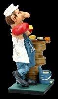 Funny Job Figurine - Cheese Maker