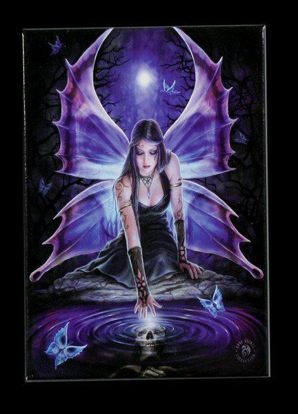 Magnet Fantasy - Immortal Flight by Anne Stokes