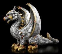 Steampunk Drachen Figur - Killing Machine