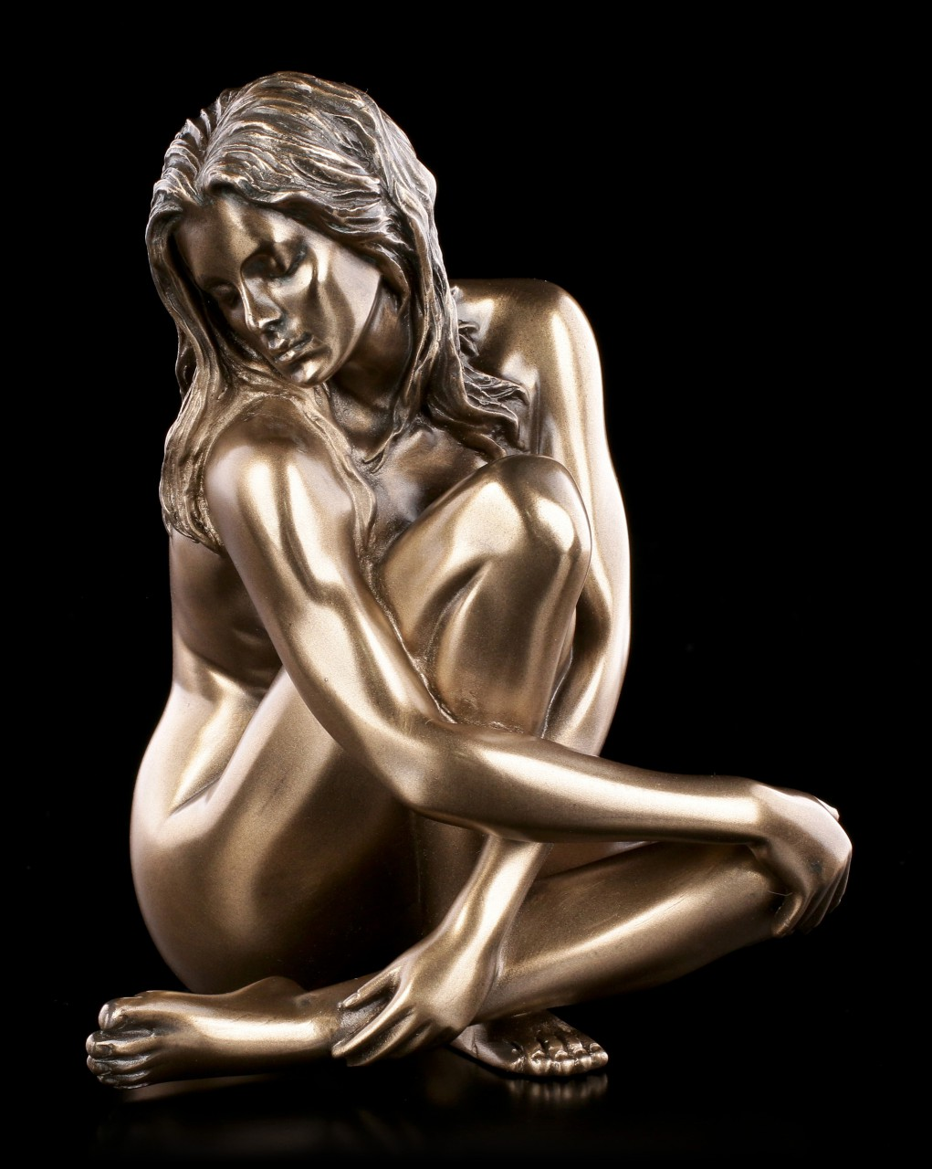 Female Nude Figurine - Recollection