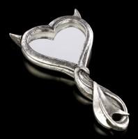 Alchemy Hand Mirror - Devil's Heart