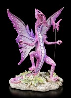 Dancing Dragon Figurine by Amy Brown