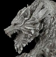 Fenrir - Wolf Figurine