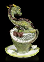 Drachen Figur - Tea Dragon
