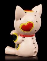 Furry Bones Figurine - Cat Maneki Neko