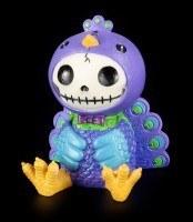 Peacock Dandy - Furry Bones Figure