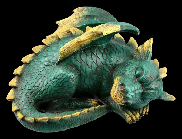 Dragon Figurine - Forty Winks