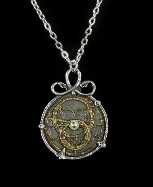 Anguistralobe - Alchemy Gothic Pendant