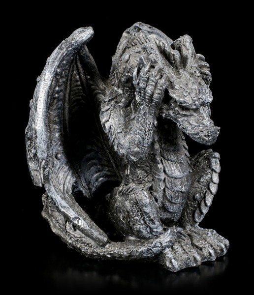 Kleine Drachen Figuren - Nichts Böses