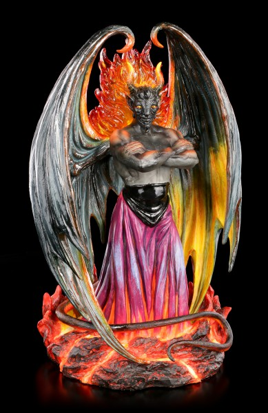 Lucifer Figurine - Lord of Darkness