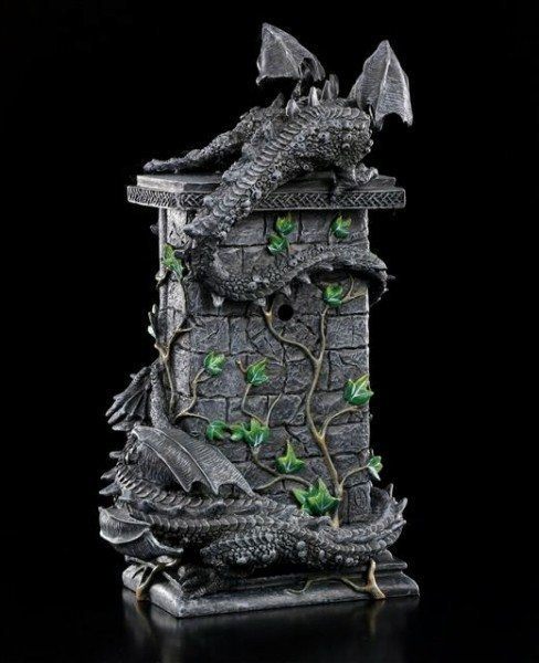 Clock - Duelling Dragons